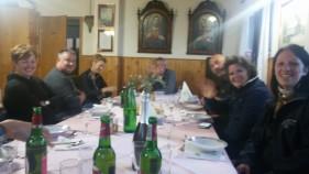CENA ATIBOX amici Italiani e Sloveni